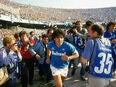 """A scene from """"Diego Maradona"""", 2019"""