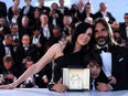 """Filmmakers of the film """"Capharnaum"""" at Cannes 2018"""