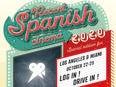 Poster for Recent Spanish Cinema 2020