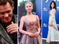 Jim Carrey, Jennifer Lawrence and Penelope Cruz