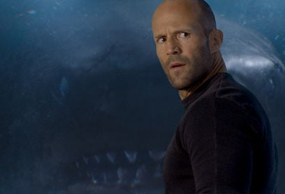 "A scene from ""The Meg"""