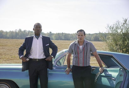 "A scebe from ""Green Book"""