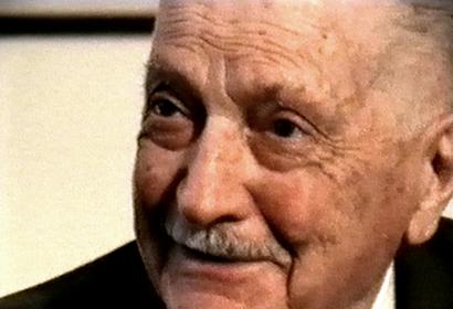 Argetinian animator Quirino Cristriani