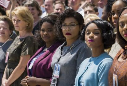 "A scene from ""Hidden Figures"""