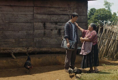 "A scene from ""Nuestras Madres"", 2010"
