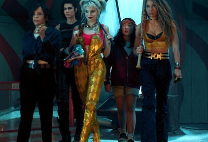 "A scene from ""Birds of Prey"", 2020"