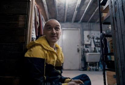 "A scene from the movie ""Split"""