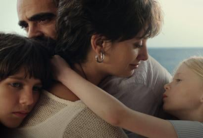 "Golden Globe nominee Penelope Cruz in a scene from ""Ma Ma"""