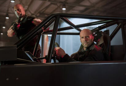 """A scene from """"Fast and Furious Presents: Hobbs & Shaw"""", 2019"""
