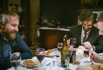 "A scene from ""Sieranevada"""