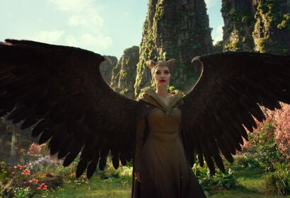 "A scene from ""Maleficent, Mistress of Evil"", 2019"