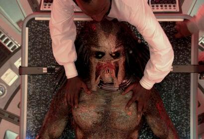 "A scene from ""The Predator"""