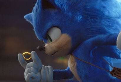 "A scene from ""Sonic the Hedgehog"", Paramount, 2020"