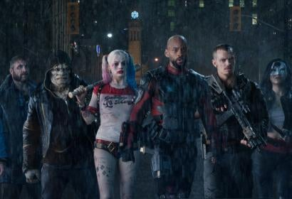 "A scene fom WB-DC ""Suicide Squad"""