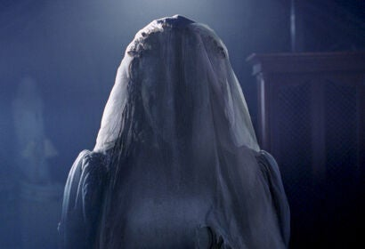 "A scene from ""The Curse of La Llorona"""
