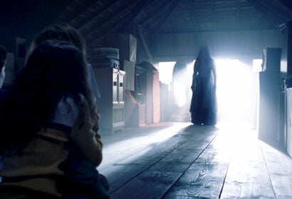 "A scene from ""Curse of La Llorona"""