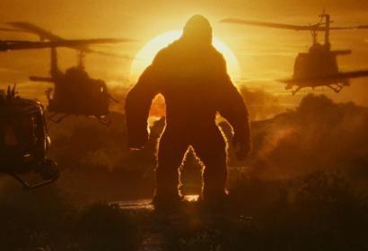 "A scene from ""Kong-Skull Island"""