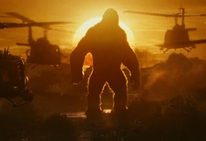 "A scene from ""Kong-Skull Island"""