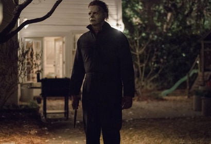 "A scene from ""Halloween"", 2018"