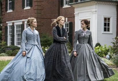 """A scene from """"Little Women"""", 2019"""