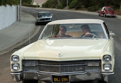 "A scene from ""Once Upon a Time...in Hollywood"", 2019"