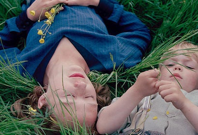"""Scene from """"Becoming Astrid"""" (2018)"""