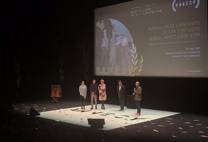 Conclusion of the Annecy Festiva, 2019