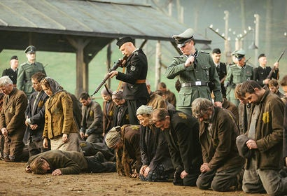 "Scene from ""Sobibor"""