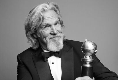 Jeff Bridges 2019 - with his Cecil B. deMille Award