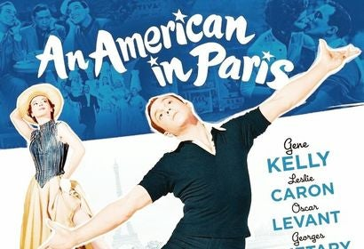 An American in Paris movie poster