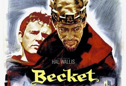 Becket movie poster