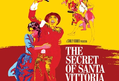The Secret of Santa Vittoria movie poster