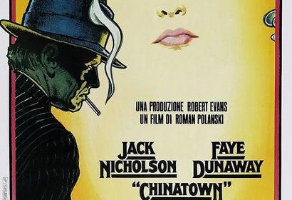 Chinatown movie poster