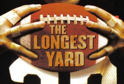 The Longest Yard movie poster