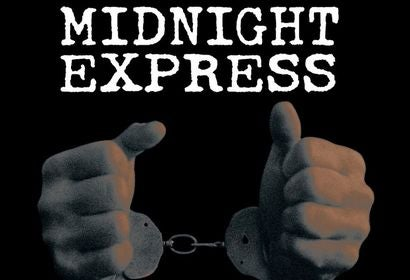 Midnight Express movie poster