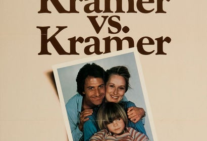 Kramer vs. Kramer movie poster
