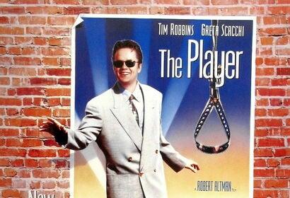 The Player movie postr
