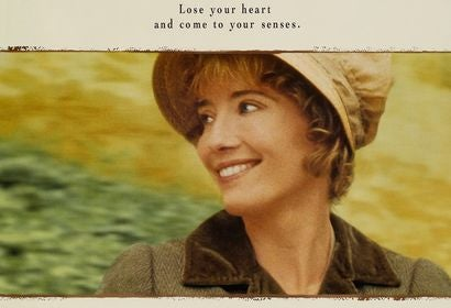 Sense and Sensibility movie poster