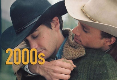 "Scene from ""Brokeback Mountain"""