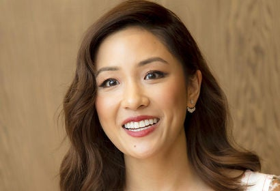 Acress Constance Wu.,Golden Globe nominee
