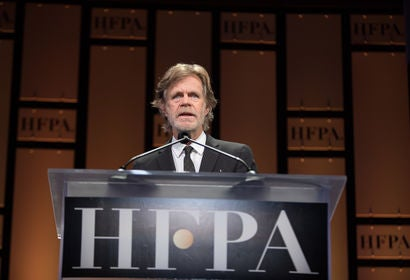 Annual Grants Banquet Host William H. Macy