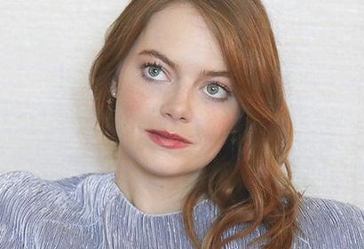 Actress Emma Stone