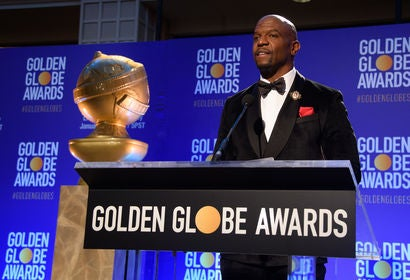 Actor Terry Crews at the nominations annoucement, 2018