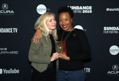 "Producer and director of ""Clemency"", 2019, winners at Sundance 2019"
