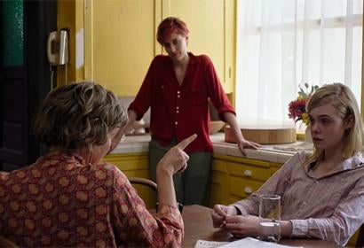 "A scene from ""20th Century Women"""