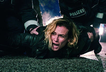 "Scene from ""In the Fade"""