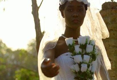 "Scene from ""The Burial Of Kojo"""