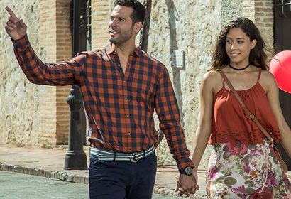 """Scene from """"Patricia: el regreso del sueño"""""""