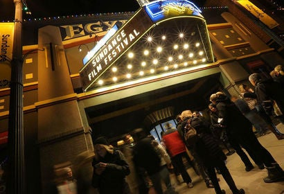 Egyptian heater, Sundance Festival