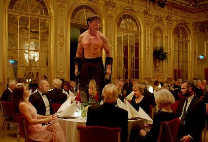 "Scene from ""The Square"""